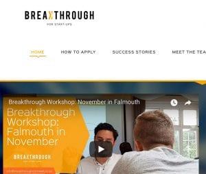 Breakthrough for Startups