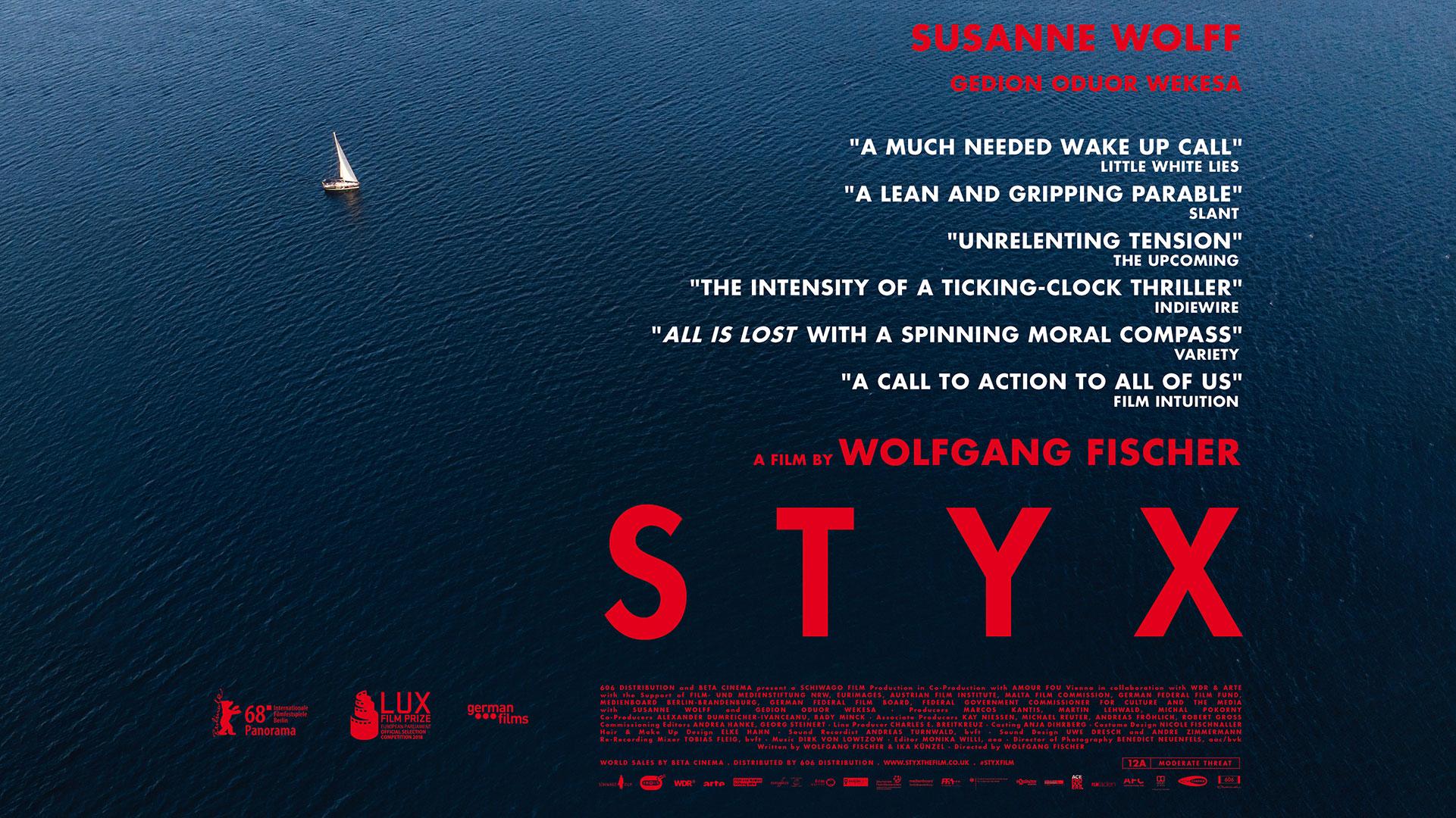 Resultado de imagem para styx Wolfgang Fischer Poster
